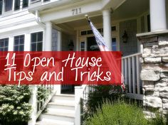 Get the most out of your open house... #OpenHouse