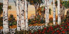 """Field of Colour"" Create Words, Maya, North America, Scene, Colour, Landscape, Artwork, Painting, Scenery"