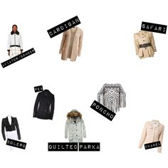 """""""Jackets"""" by jeanaedemus5 on Polyvore"""
