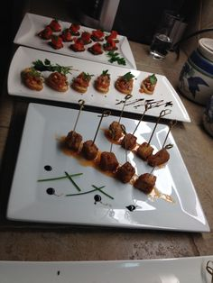 Passed Appetizers