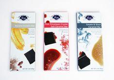 vosges chocolate bar - tablette de chocolat design