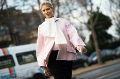 Elena Perminova style