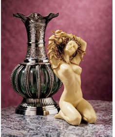 Design Toscano 8 in. The Temptation of Medusa Sculpture - Sculptures & Figurines at Hayneedle
