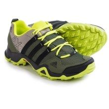 a6f4c897f07a8 adidas outdoor AX2 Hiking Shoes (For Men) in Base Green Black Semi
