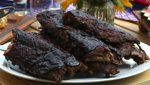 on the menu for the 4th of July!!! BBQ Baby Back Ribs with Balsamic Vinegar sauce