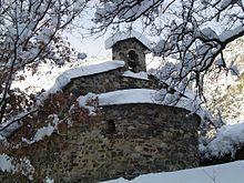 Andorra la Vella, Andorra- the capital; sights include a fine 12th-century church and the Casa de la Vall, the ancient seat of government.