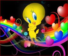 Looney Tunes Characters, Looney Tunes Cartoons, Cute Cartoon Characters, Disney Cartoons, Winnie The Pooh Pictures, Winnie The Pooh Friends, Love Is Cartoon, Cartoon Pics, Tweety Bird Drawing