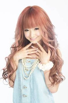 kawaii Gyaru hair