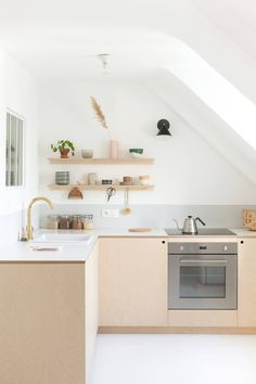 Budget Small Kitchen Makeover Two Young Architects Build Themselves Their Dream Kitchen Budget Small Kitchen Makeover Two Young Architects Build Themselves Their Dream Kitchen Phylleli phylleli home sweet home // interior […] makeover Kitchen On A Budget, New Kitchen, Kitchen Dining, Kitchen Decor, Birch Kitchen Cabinets, Stylish Kitchen, Dark Cabinets, Kitchen Island, Kitchen Ideas