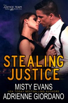 Romance Novel Giveaways: FREE ~ Stealing Justice (The Justice Team Book - Kindle edition by Misty Evans, Adrienne Giordano. Got Books, I Love Books, Books To Read, Free Kindle Books, Free Ebooks, Romance Books, Book 1, Bestselling Author, Evans