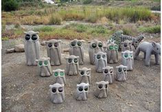Murrayfield Guest House in Nieu-Bethesda, Eastern Cape Garden Sculptures, Owl House, Outsider Art, Fantasy World, Landscape Photography, Home And Garden, Lady, Travel, Outdoor