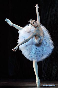 Ukraine's Kyiv Ballet in Swan Lake