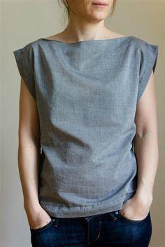 Modèle 7A du Burda Couture Facile HS Printems/Eté 2012