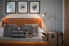 Cranleigh: Modern Country Home farmhouse-bedroom