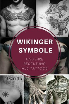 spielten in der Wikingerkultur eine wichtige Rolle und nordische Kriege… played an important role in Viking culture and Nordic warriors also wore it on their skin as well If you want to know more about the Viking symbols, take a look at our short list. Cool Tattoos With Meaning, Love Symbol Tattoos, Body Art Tattoos, Viking Symbols, Love Symbols, Vikings Tatoo, Norwegian Tattoo, Norse Mythology Tattoo, Tattoo Pierna