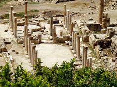 Triapsidal Church, Pella, Jordan.