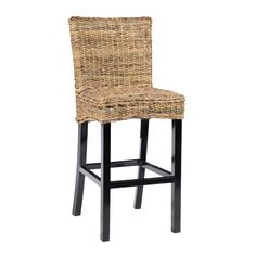 Elana Banana Leaf Bar Stool Set Of 2 Love The