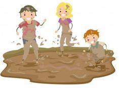 Ga naar buiten met je kinderen. Ook buiten kan je afhankelijk van het seizoen onbeperkt spelmateriaal vinden. Maak moddermannetjes, speel hinkelspelen,... . Neem zeker een kijkje op onze site voor meer ideeën.