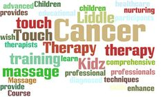 pediatric massage for cancer