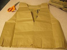 Singing in Primary: Pioneer Day using Bells  Paper Bag attire