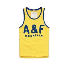 Cheap Abercrombie & Fitch Cotton Vest Mens AFC1066 http://abercrombie-sale.net/