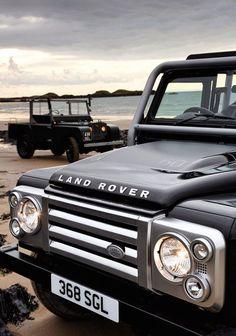 Prêt pour un Safari des temps morderne? Voici le classique Off-Road #LandRover #Defender  https://www.facebook.com/clubautozone