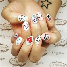 Manicure by Atelier by Tiffany