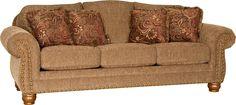 3180 Lone Wolf Sofa by Mayo Ivan Smith Furn.  $1149.99