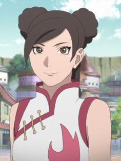 So pretty 😍 Naruto Uzumaki, Anime Naruto, Naruto Girls, Tenten Y Neji, Naruto Shippuden Characters, Naruto Cute, Anime Characters, Anime Ninja, Sakura E Sasuke