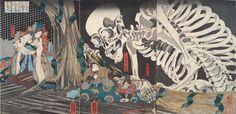 """japanese treasure """"KUNIYOSHI"""""""