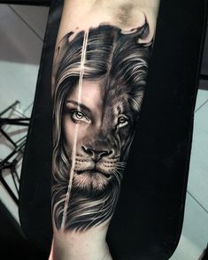 Tattoo ideen 60 Forearm Tattoos For Men - Photos and Tattoos Here are some wonderful plants that you Dope Tattoos, Lion Head Tattoos, Leo Tattoos, Badass Tattoos, Forearm Tattoos, Black Tattoos, Body Art Tattoos, Hand Tattoos, Girl Tattoos