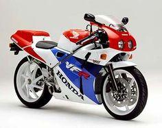 HONDA VFR400R 1990