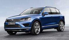 Volkswagen Touareg|フォルクスワーゲン トゥアレグ