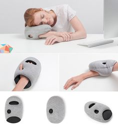 OSTRICH PILLOW: Enjoy Your Napping Anywhere, Anytime