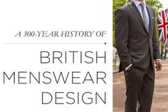 A 300 Year History of British Menswear Design By T.M.Lewin. - http://www.dapperfied.com/300-year-history-british-menswear-design/