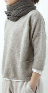 cashmere pullover | evam eva