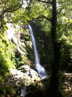 Cascada de Oneta Villayón.