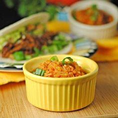 Rice Cooker Spanish Rice by JuanitasCocina
