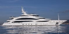 A snip at $63,000,000 imagine the salesmans commission on that! M/Y Diamonds Are Forever For Sale in New Joint Central