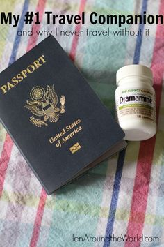Dramamine is my number 1 travel companion and here's why #KeepMoving #ad