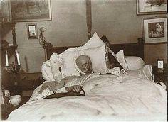 Bismarck auf dem Sterbebett – Wikipedia