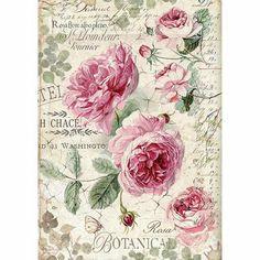 TWO 2 Paper Napkins Decoupage Floral Hydrangea 33cm X 40cm Arts Crafts 3-ply