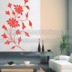 Viniles Decorativos para interiores y exteriores con motivos florales 01