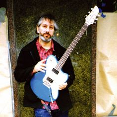 Sonic Youth's Lee Ranaldo divulges his five favorite guitarists ever