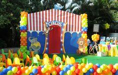 Circo,+tema+infantil