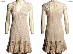 http://manequim.abril.com.br/faca-e-use/ponto-a-ponto/vestido-de-croche/ VESTIDO DA GRAZI.LINDO!