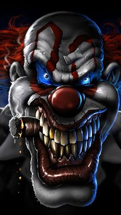 weird and creepy things | Scary clown | ALL SORTS OF STRANGE WEIRD AND SCARY THINGS: