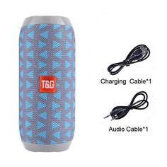 Waterproof Bluetooth Speakers - Sky Blue