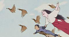 7 bellas, pero no tan conocidas, películas de animación tradicional que has de ver