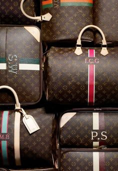 Monogram Cases and Bags